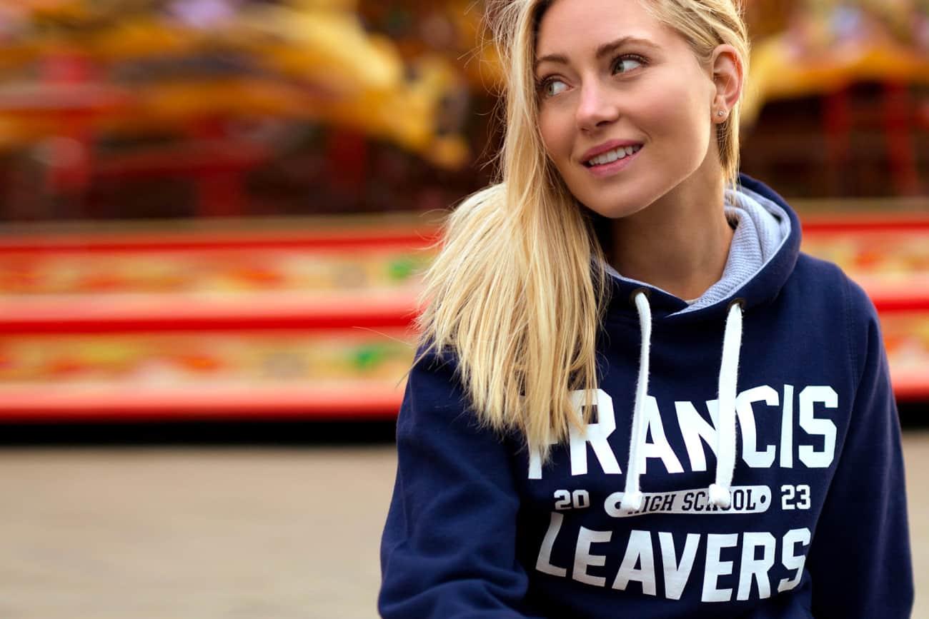 the UK's best quality school leavers hoodies
