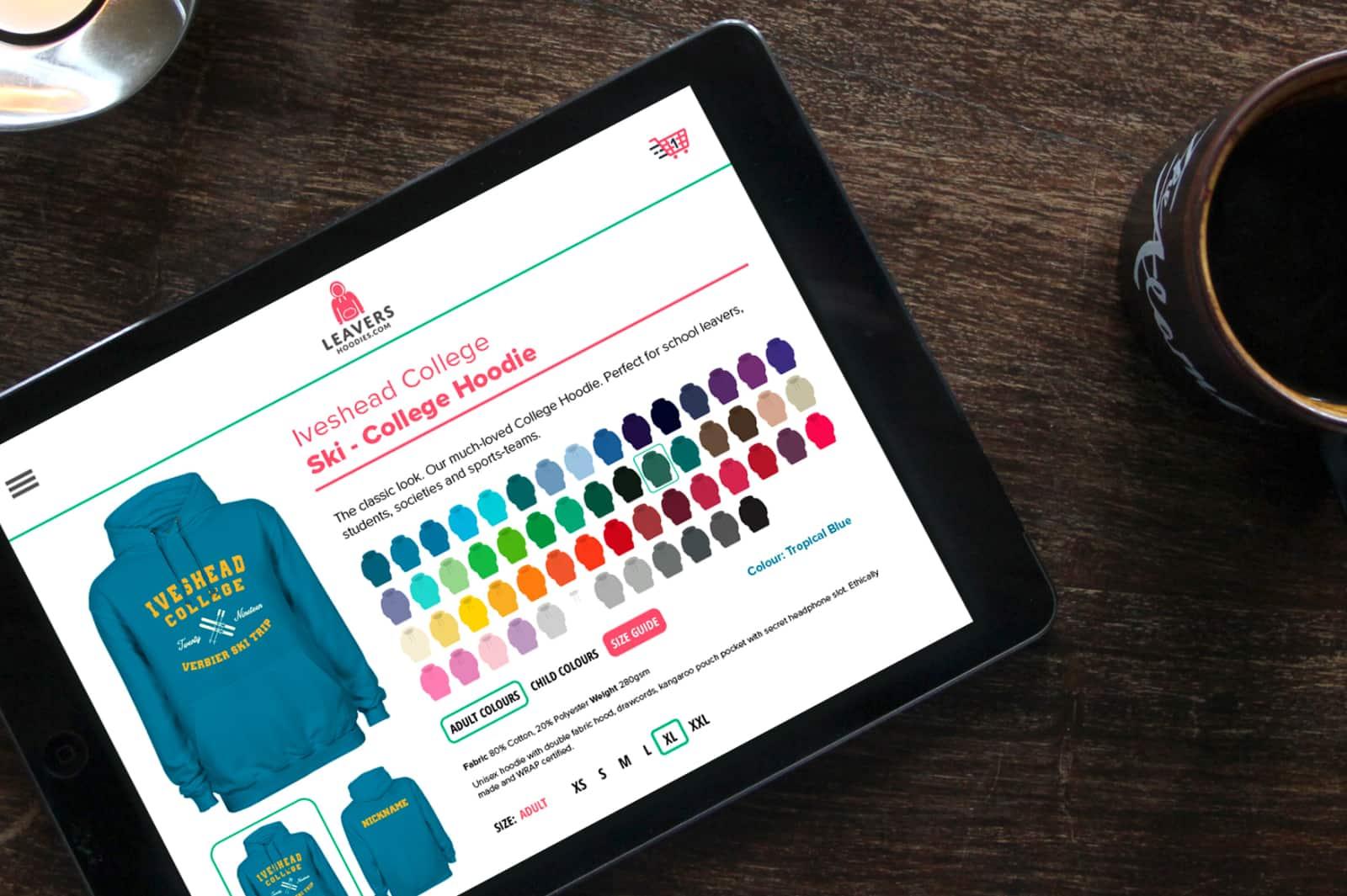 leavers hoodies online shop