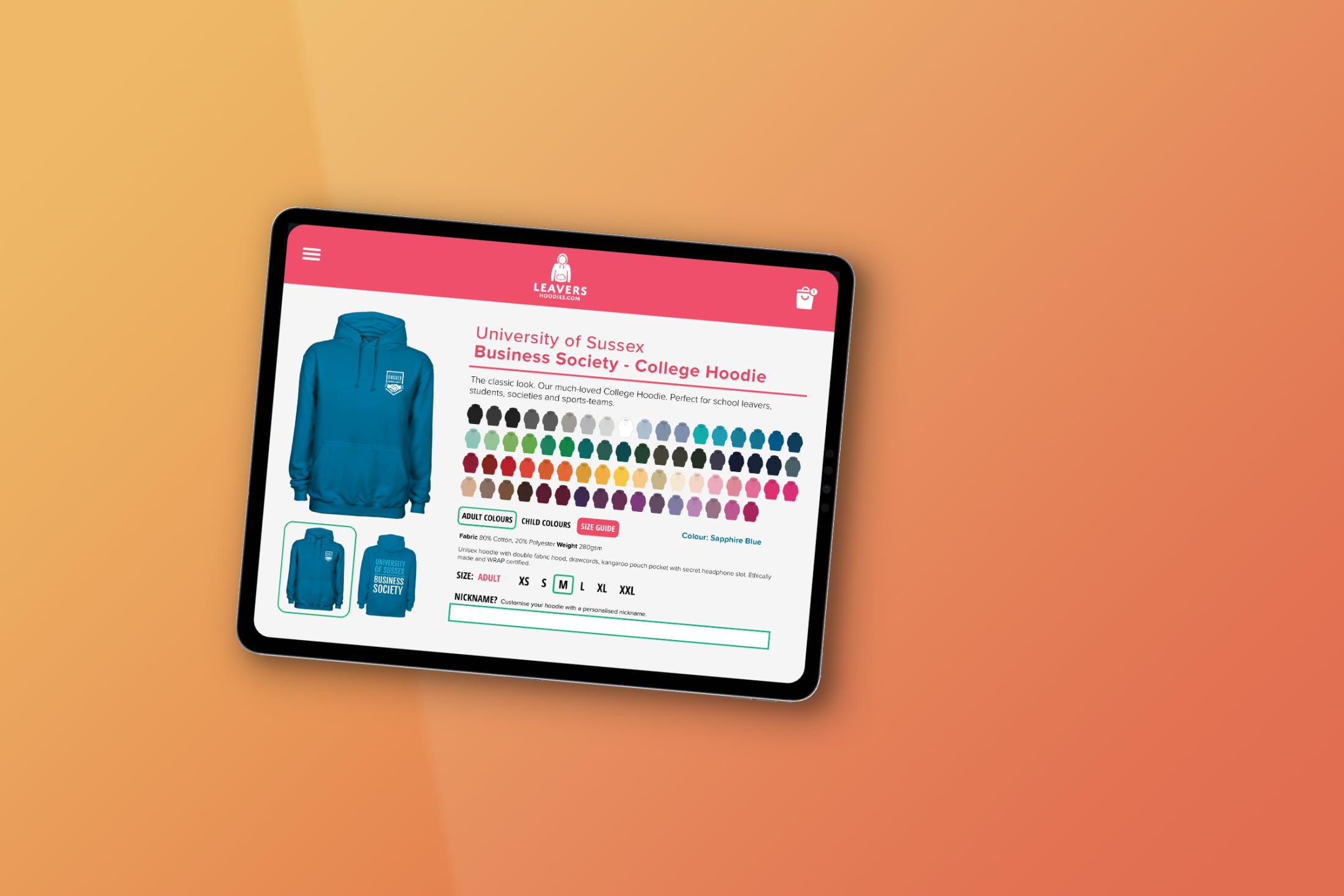 uni hoodies online shop
