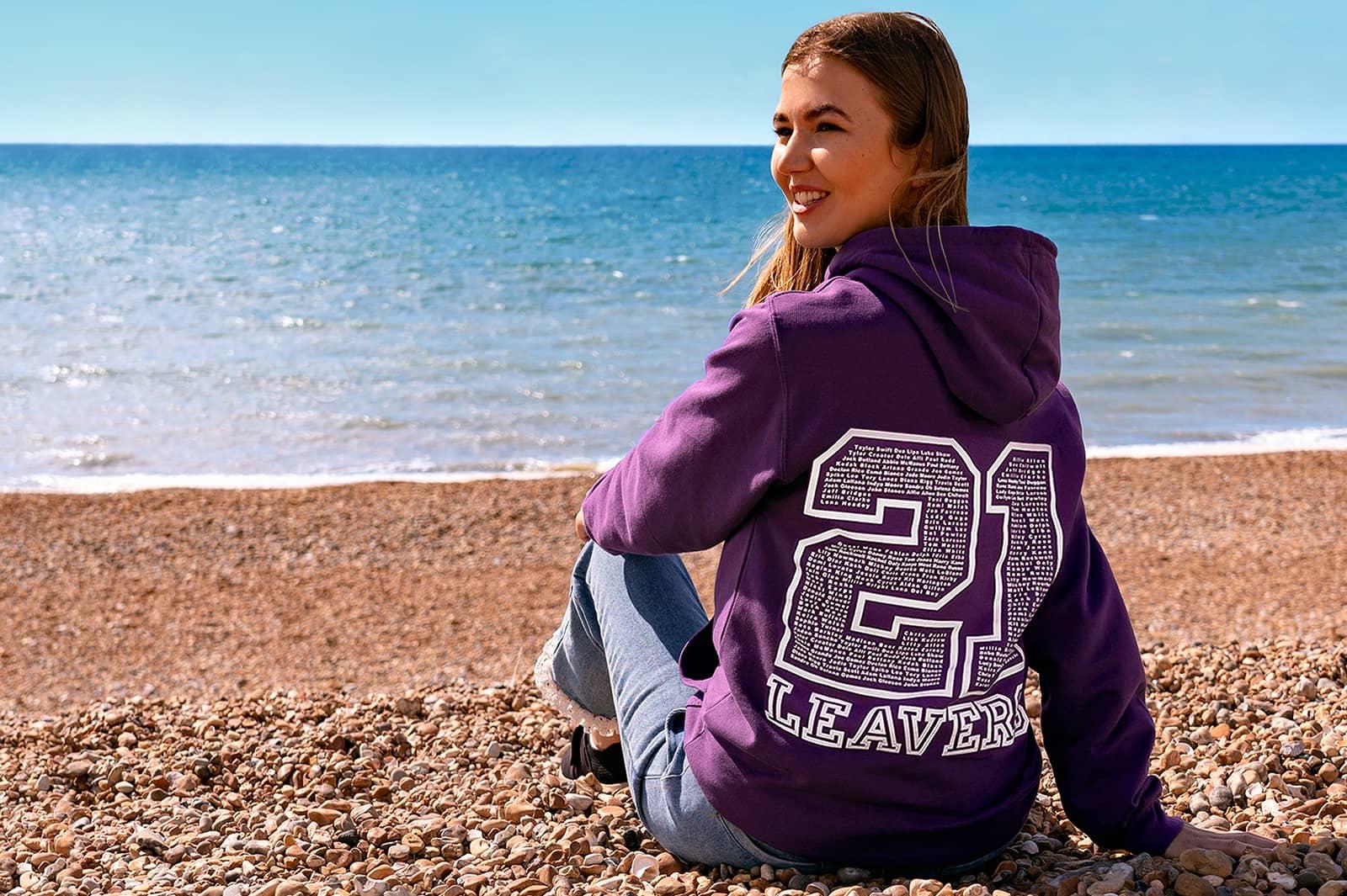 design your leavers hoodies