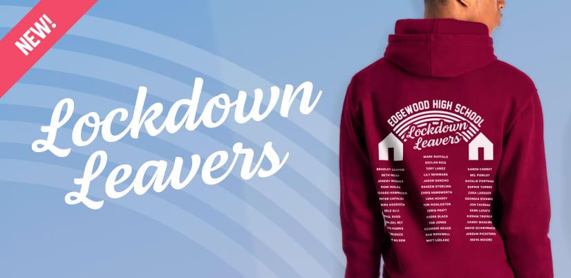 Lockdown Leaves Hoodies