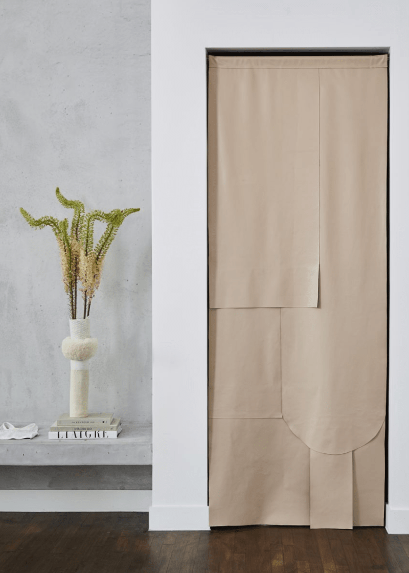 Custom Curtains + Retail Space