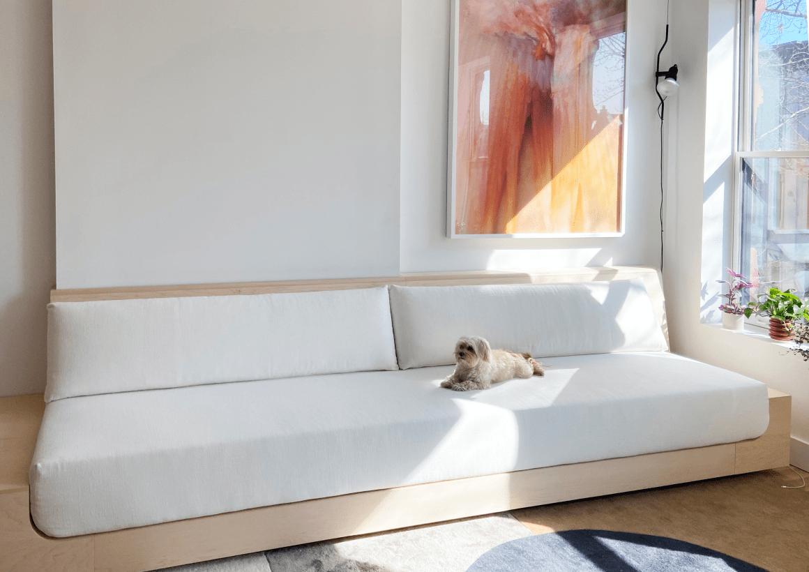Custom Sofa + Residential Space