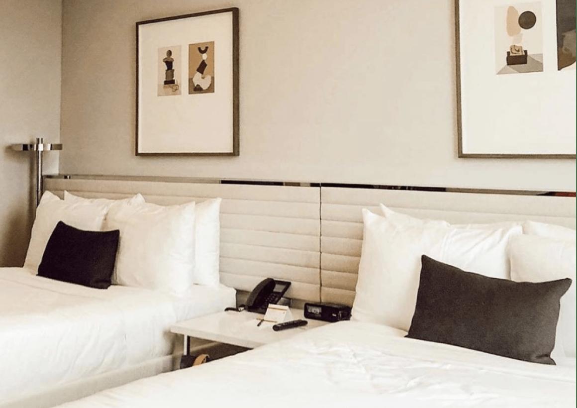 Throw Pillows + Hotel Indigo