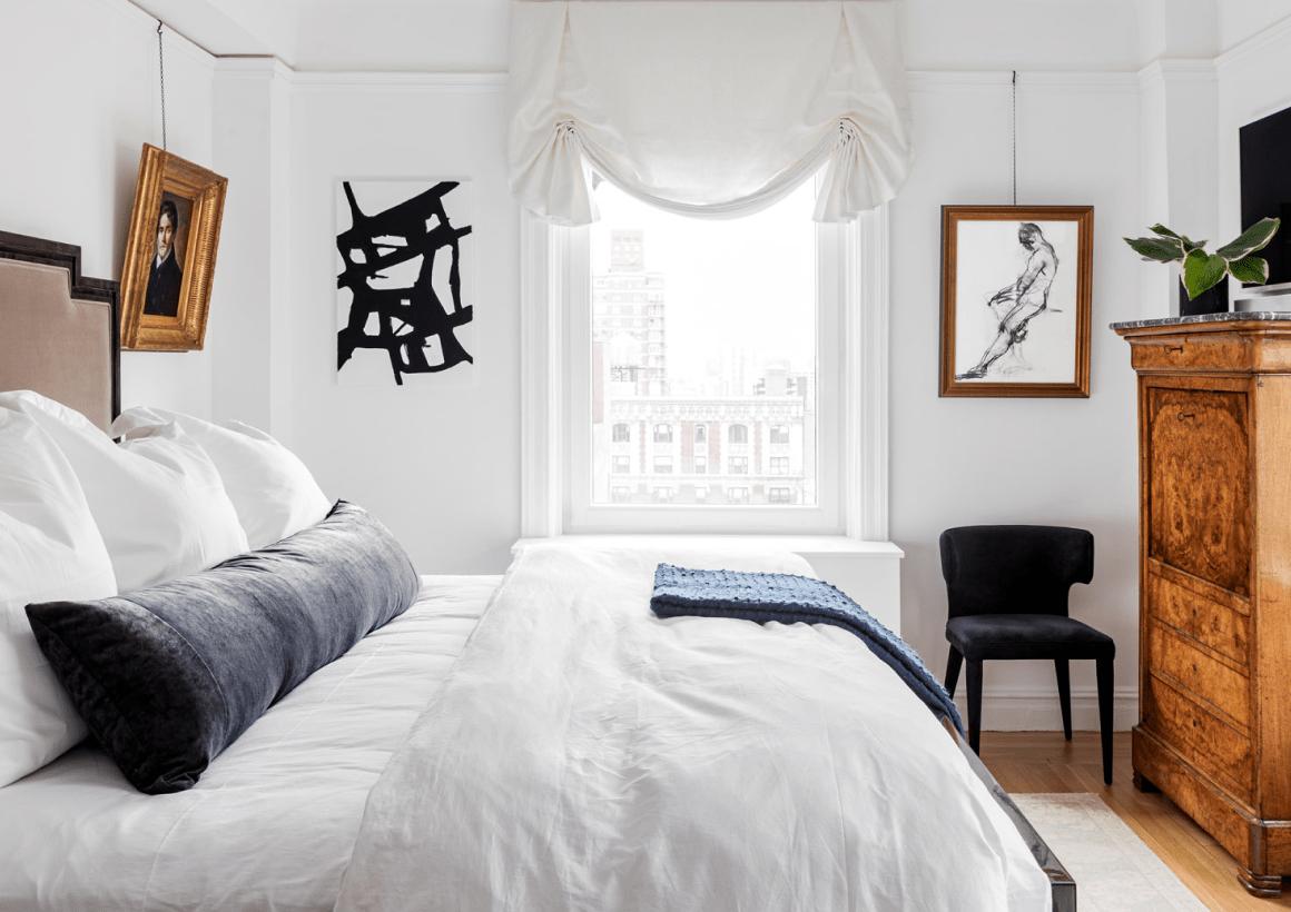 Lumbar Pillow + Residential Space
