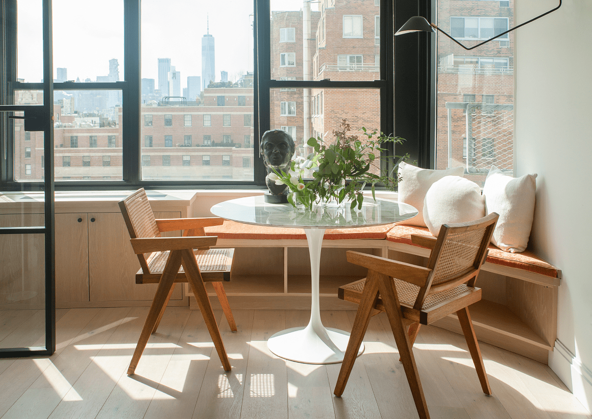 Seat Cushions + Residential Space