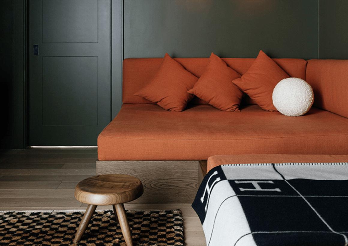 Custom Seating + Residential Space