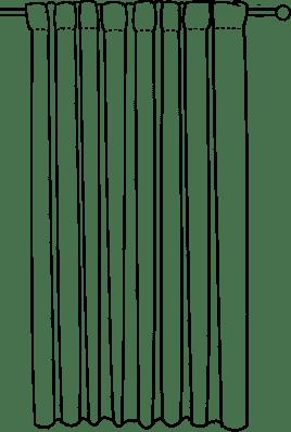 Olivia - Standard Curtain