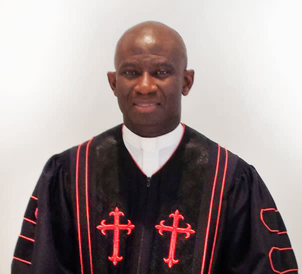Rev. Dr. Gregory S. Williams