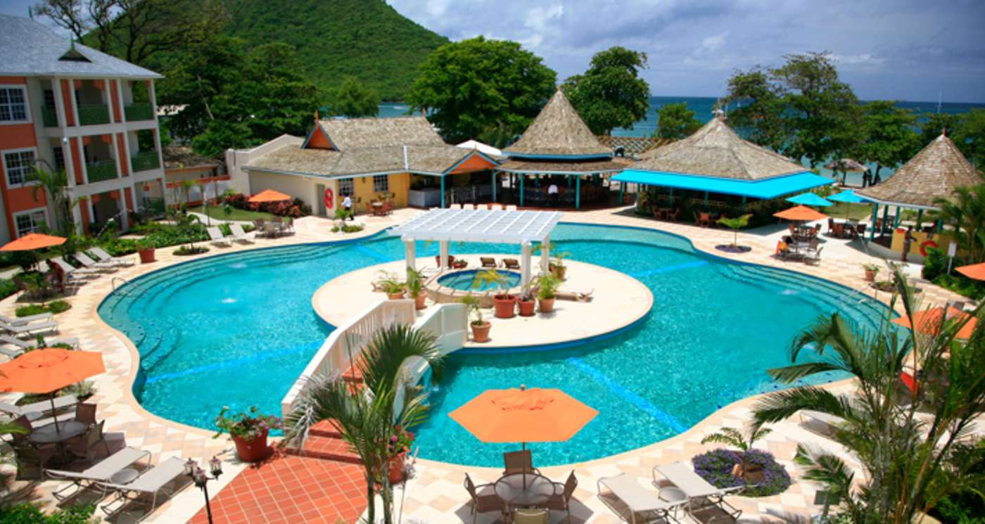 Great Saint Lucia Nice Look