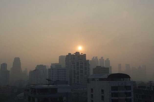Bangkok pollution