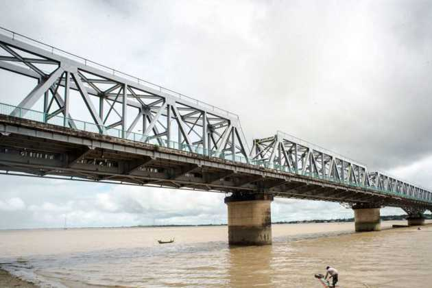 Thanlyin Bridge