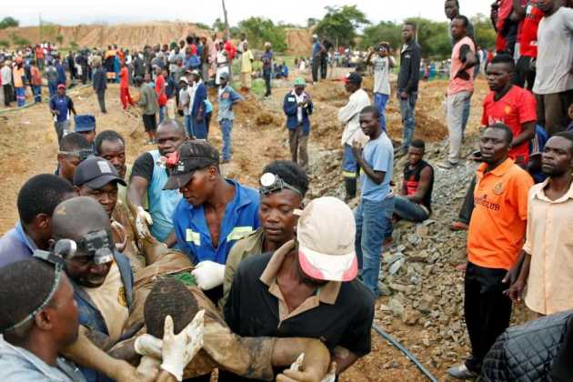 Zimbabwe mine