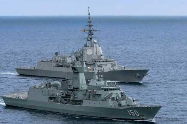 Australia frigate