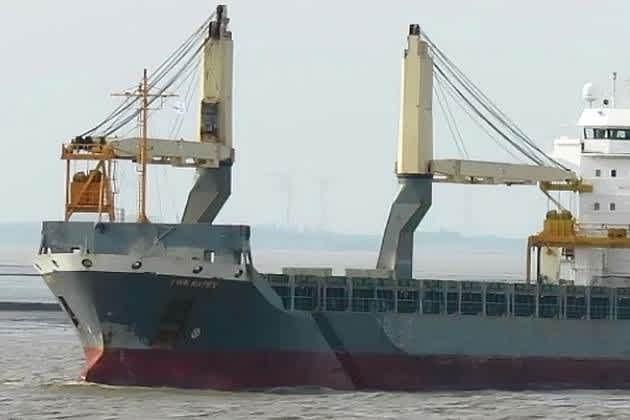 cargo ship FWN Rapide
