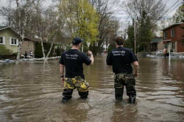 floods in Canada