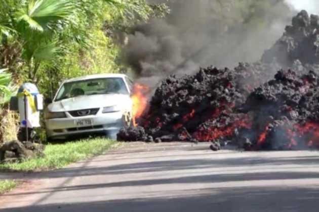 Hawaii eruptions spread