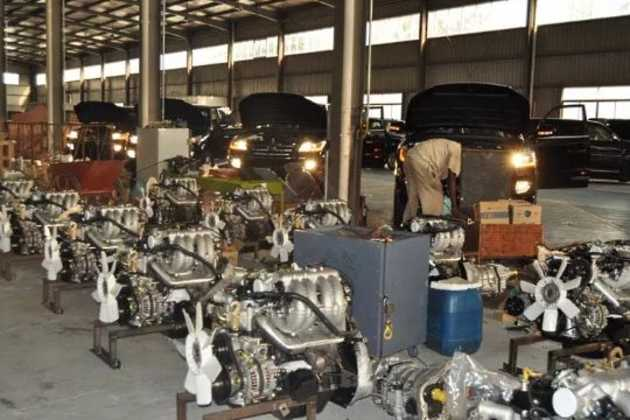 Private sector output in Nigeria