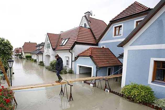 Europe flood