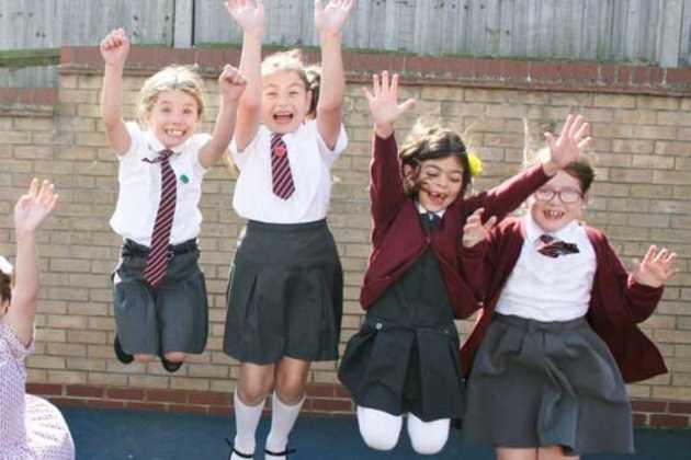 Primary school England