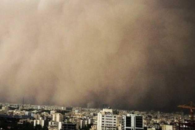 Iran sandstorms