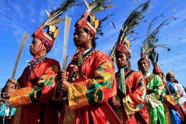 Myanmar festival