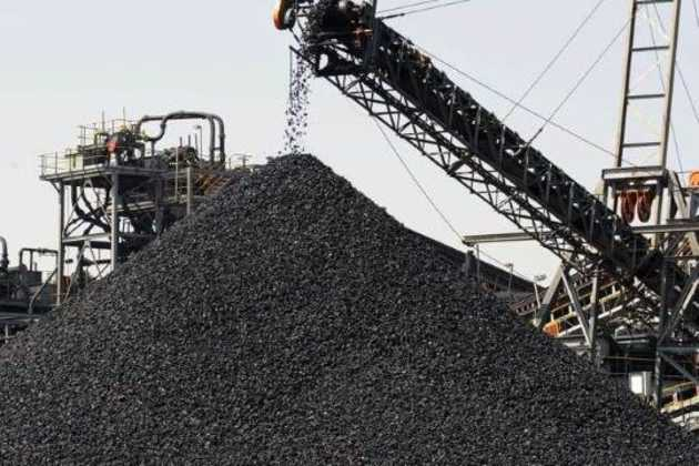 South Africa coal