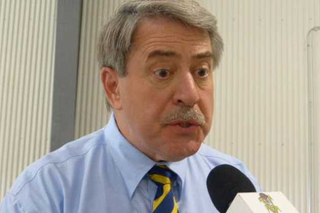 Ted McKinney