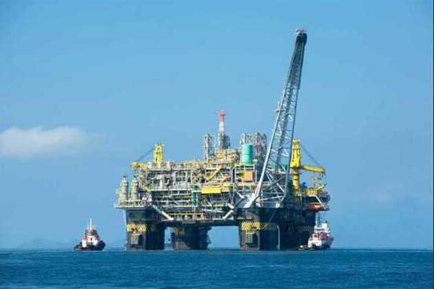 Brazilian oil production