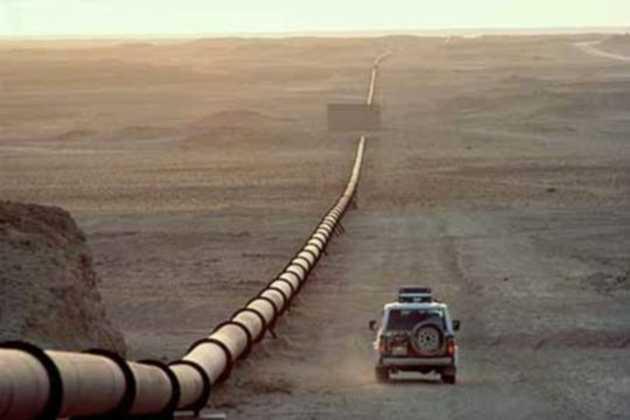 Turkey oil pipeline