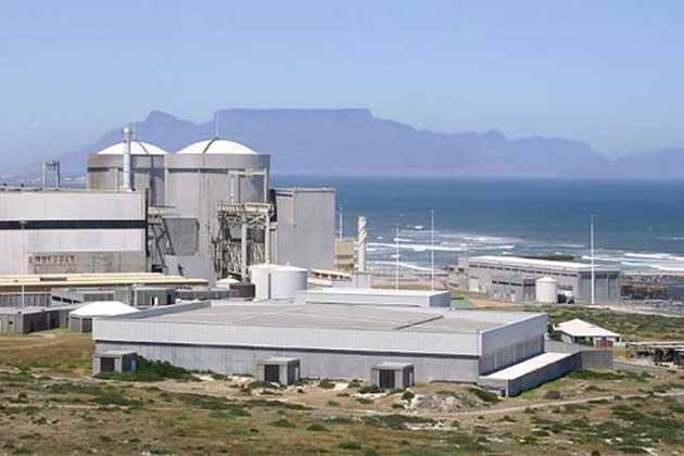 South Africa nuclear
