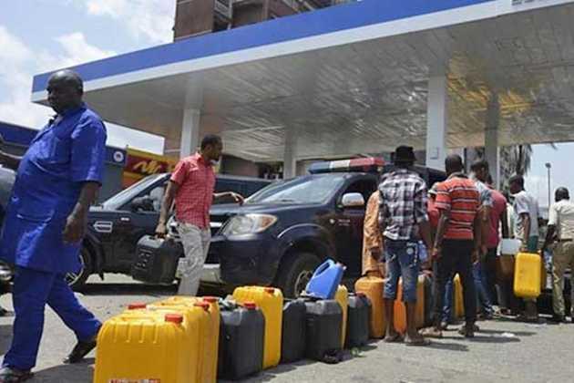 Nigeria oil crisis