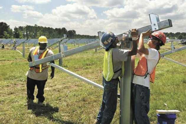 Halifax Solar Project