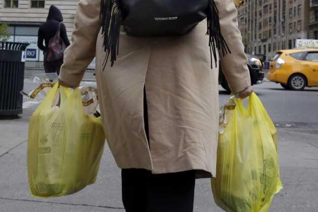 New York plastic bags