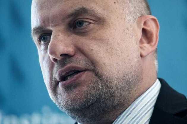 Minister of Defence Jüri Luik