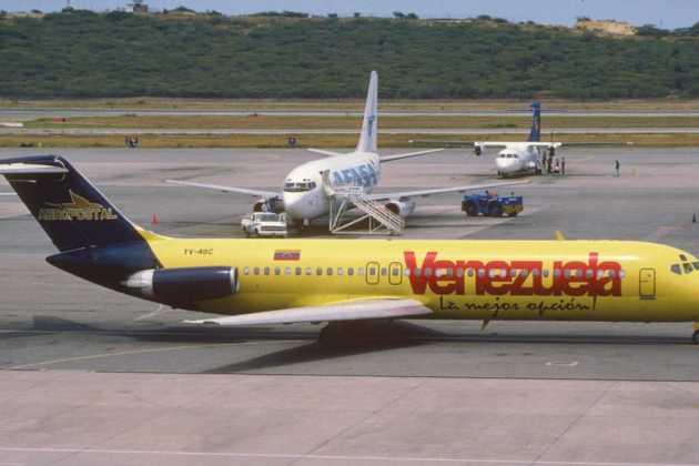 Simon Bolivar International Airport