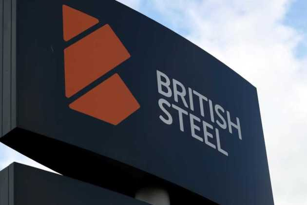 British Steel is in a trouble