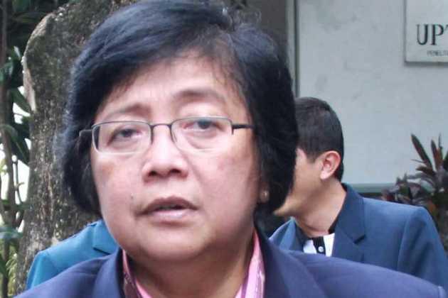 Minister Siti Nurbaya