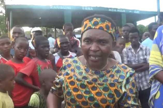 Stella Manyanya, Tanzania's deputy minister