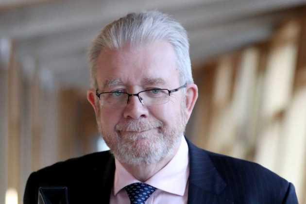 Secretary Michael Russell