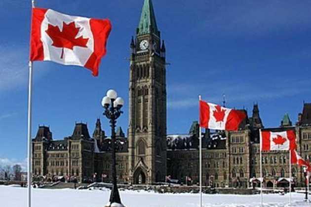 government in Canada