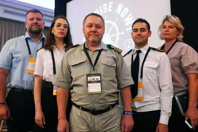 Captain Gennadiy Gavryloy