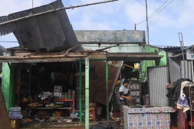 Cyclone Bulbul in in Bangladesh and India