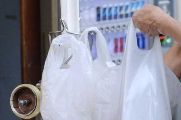 disposable plastic bags