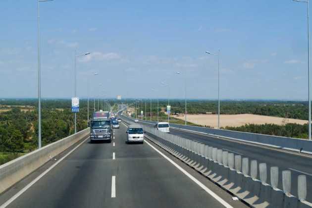 Ho Chi Minh City expressway