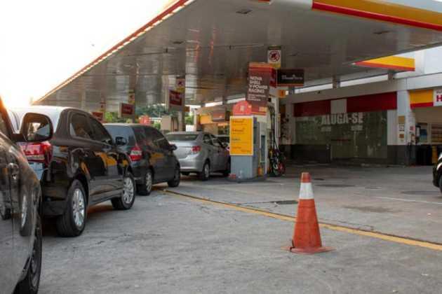 Lebanon gas station