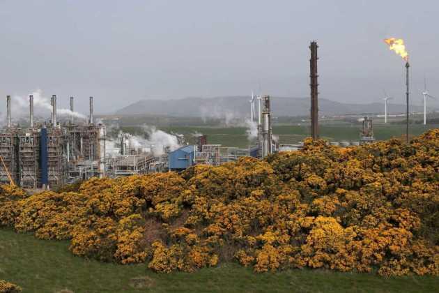 Mossmorran chemical plant
