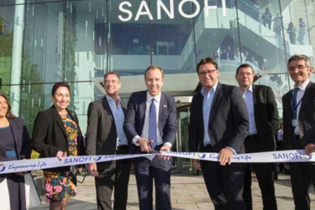 New Sanofi HQ