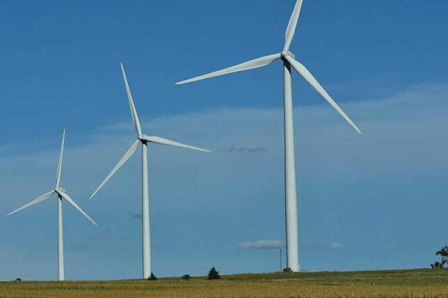 Romanian wind farm