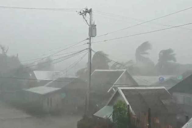 Typhoon Tisoy
